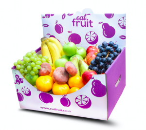 eatfruit office fruit box