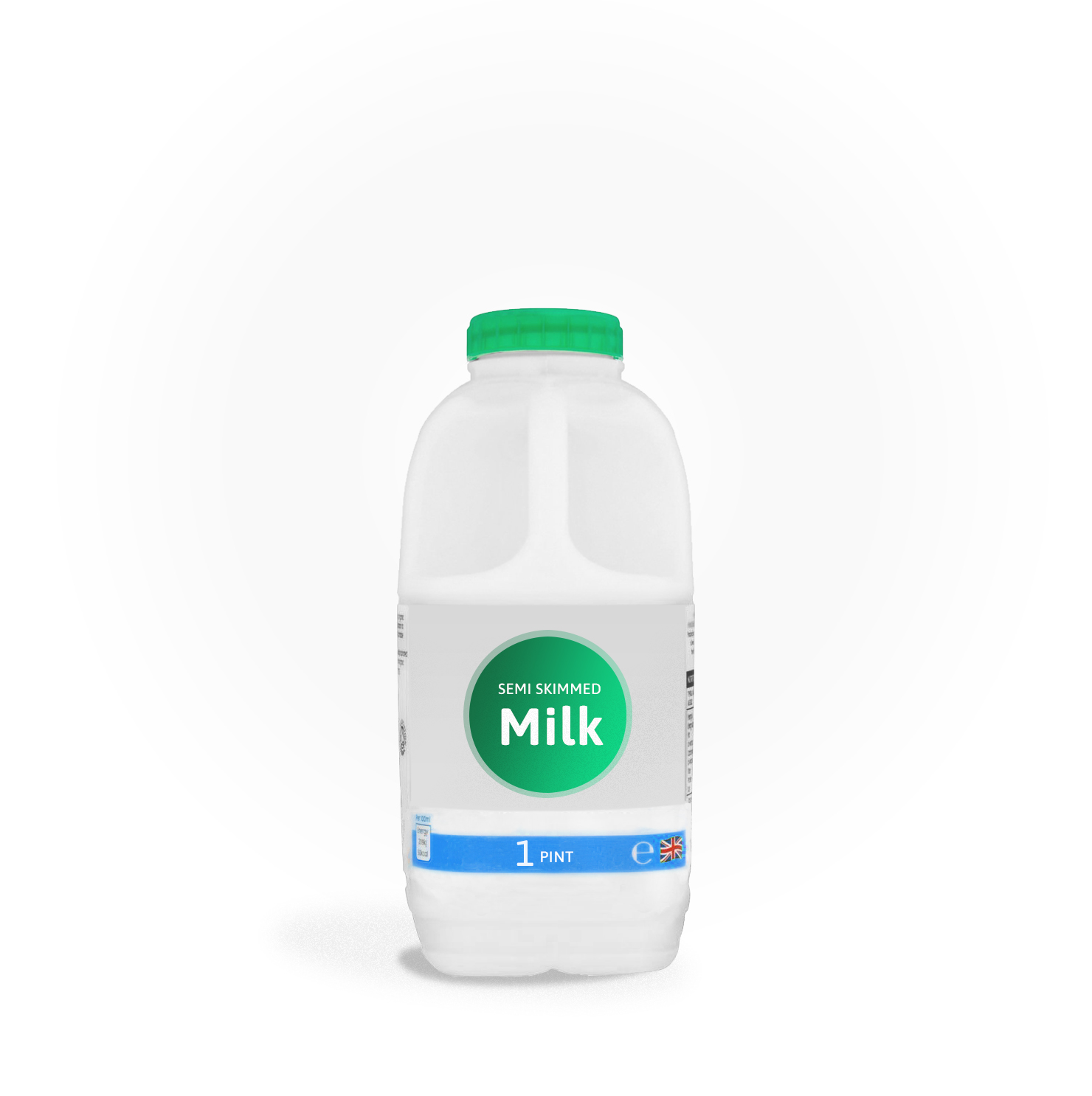 milk delivered to the office semi skimmed