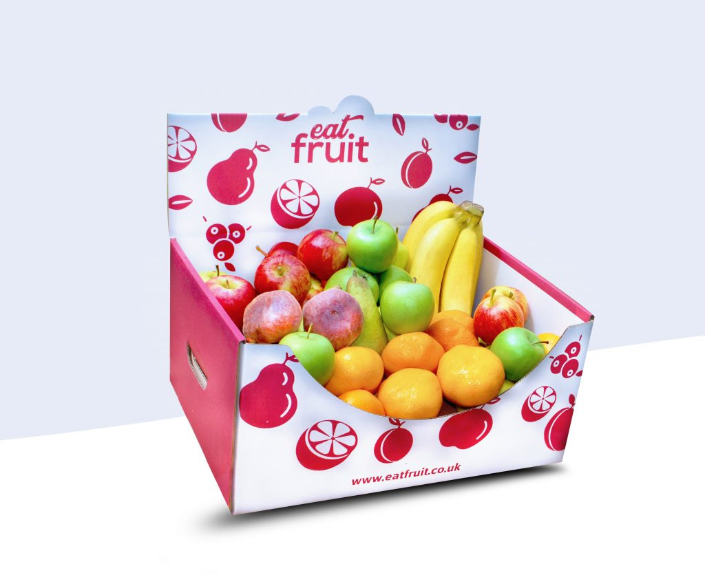 fruit and milk delivery