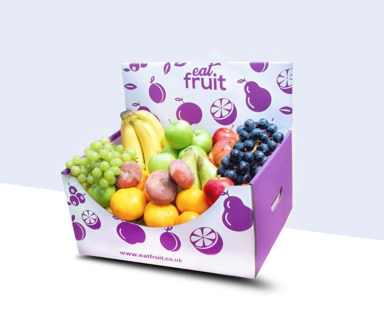 Office Fruit Basket Eatfruit.co.uk