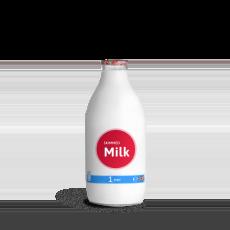 A London Milk Bottle delivery