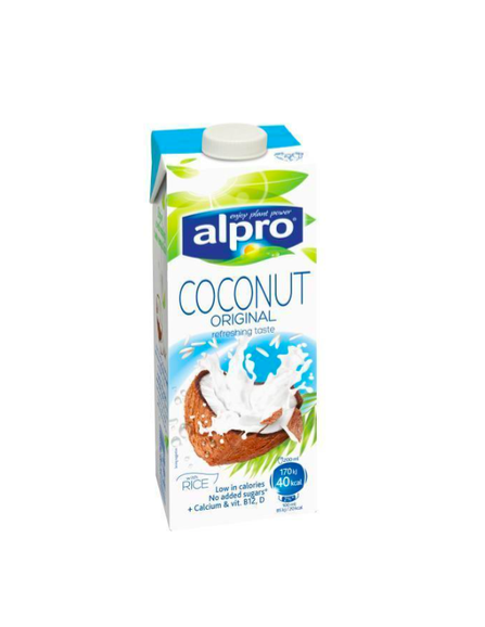 alpro milk for offices