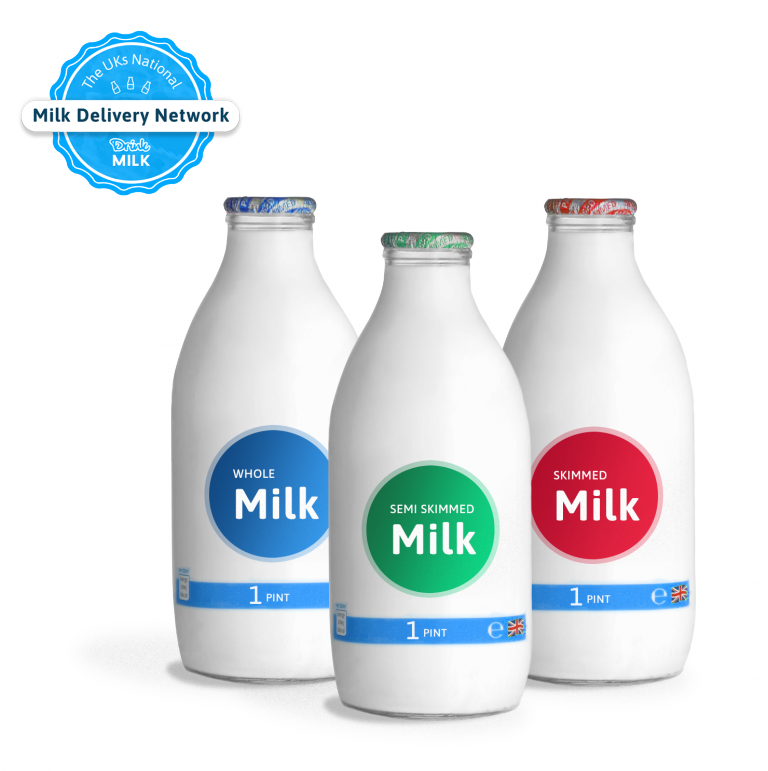 office milk delivery